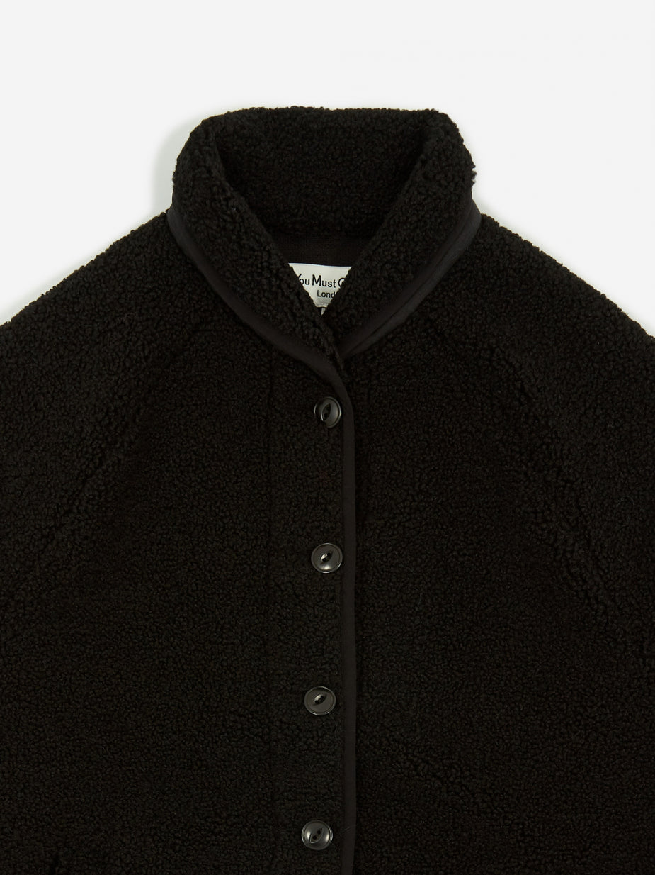YMC YMC Beach Jacket - Black - Black