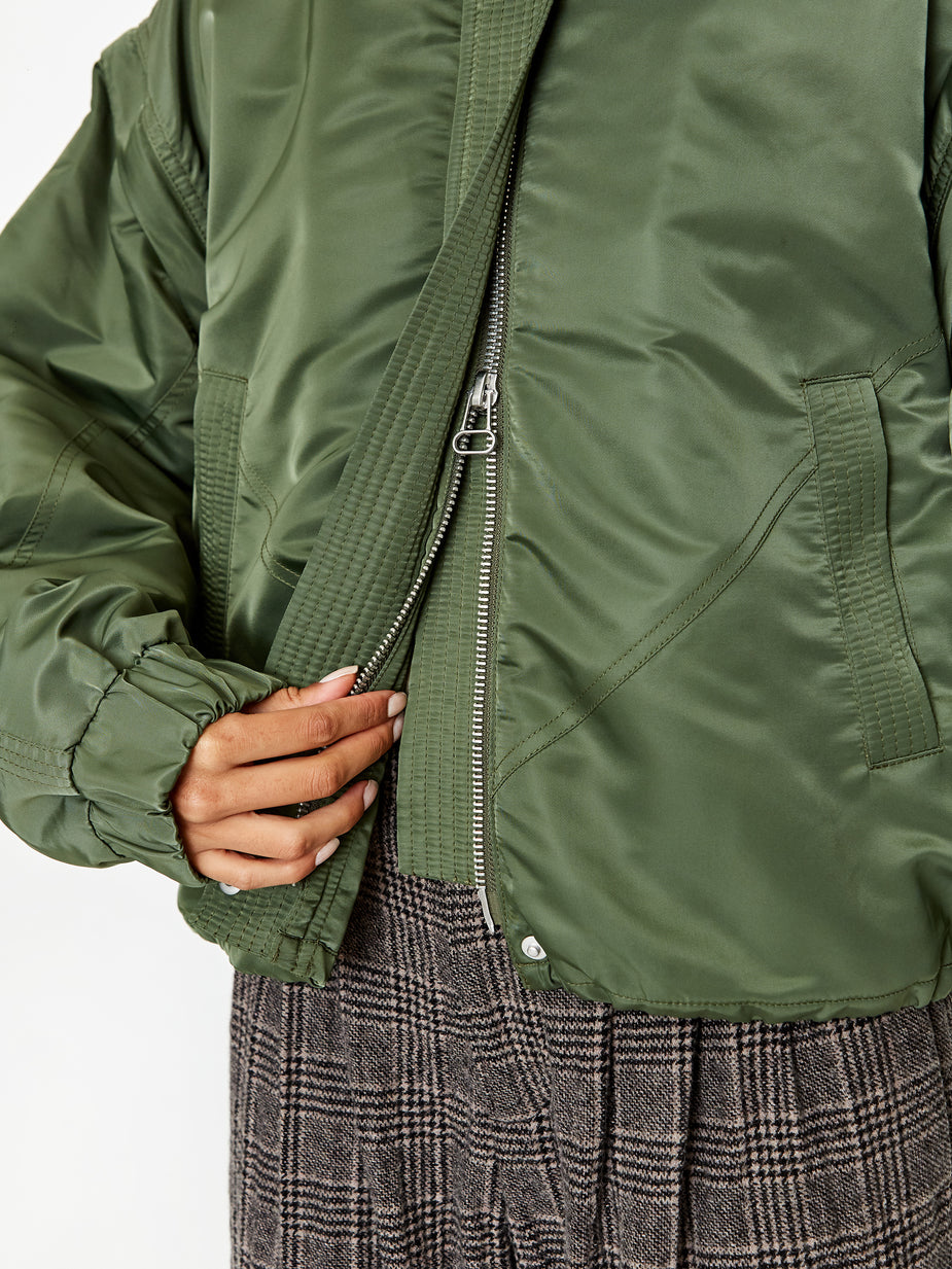 YMC YMC Heath Jacket - Olive - Green