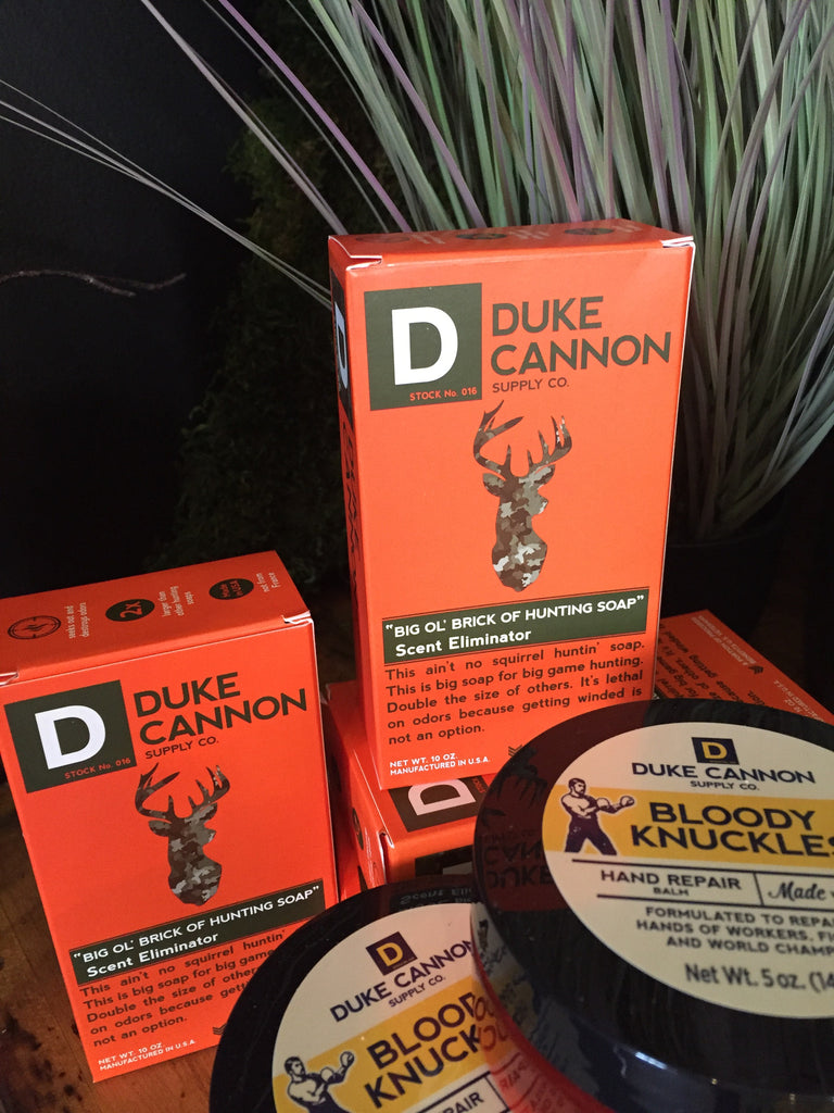 Duke Cannon Big 'Ol Brick Of Hunting Soap Scent Eliminator