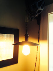 Custom Vintage Hanging Lamps