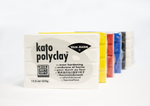 12.5 OZ KATO POLYCLAY™ BAR |  OVEN-HARDENING POLYMER CLAY | VARIOUS COLORS