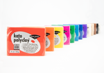2 OZ KATO POLYCLAY™ BAR |  OVEN-HARDENING POLYMER CLAY | VARIOUS COLORS