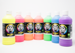 FLUORESCENT JAZZ GLOSS™ TEMPERA PAINT | VARIOUS COLORS
