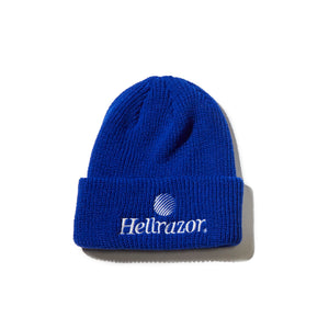 TRADEMARK LOGO BEANIE - ROYAL