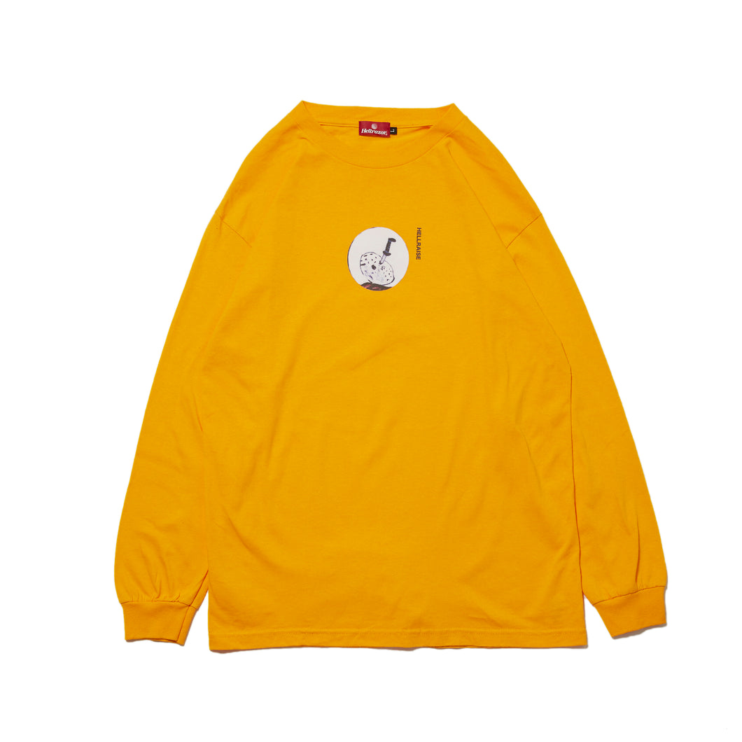 REVIVING L/S SHIRT - GOLD