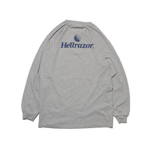 Load image into Gallery viewer, TRADEMARK LOGO L/S SHIRT - GREY