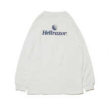 Load image into Gallery viewer, TRADEMARK LOGO L/S SHIRT - WHITE