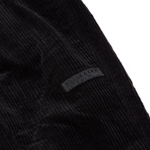 Load image into Gallery viewer, UNDER GROUND FORCES CORDUROY PANTS - BLACK