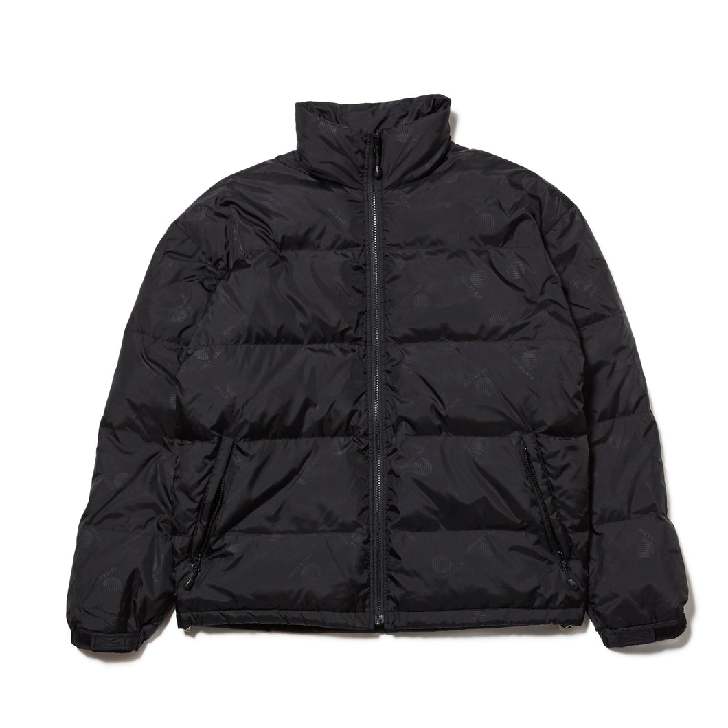 SPORTS DOWN JACKET - BLACK