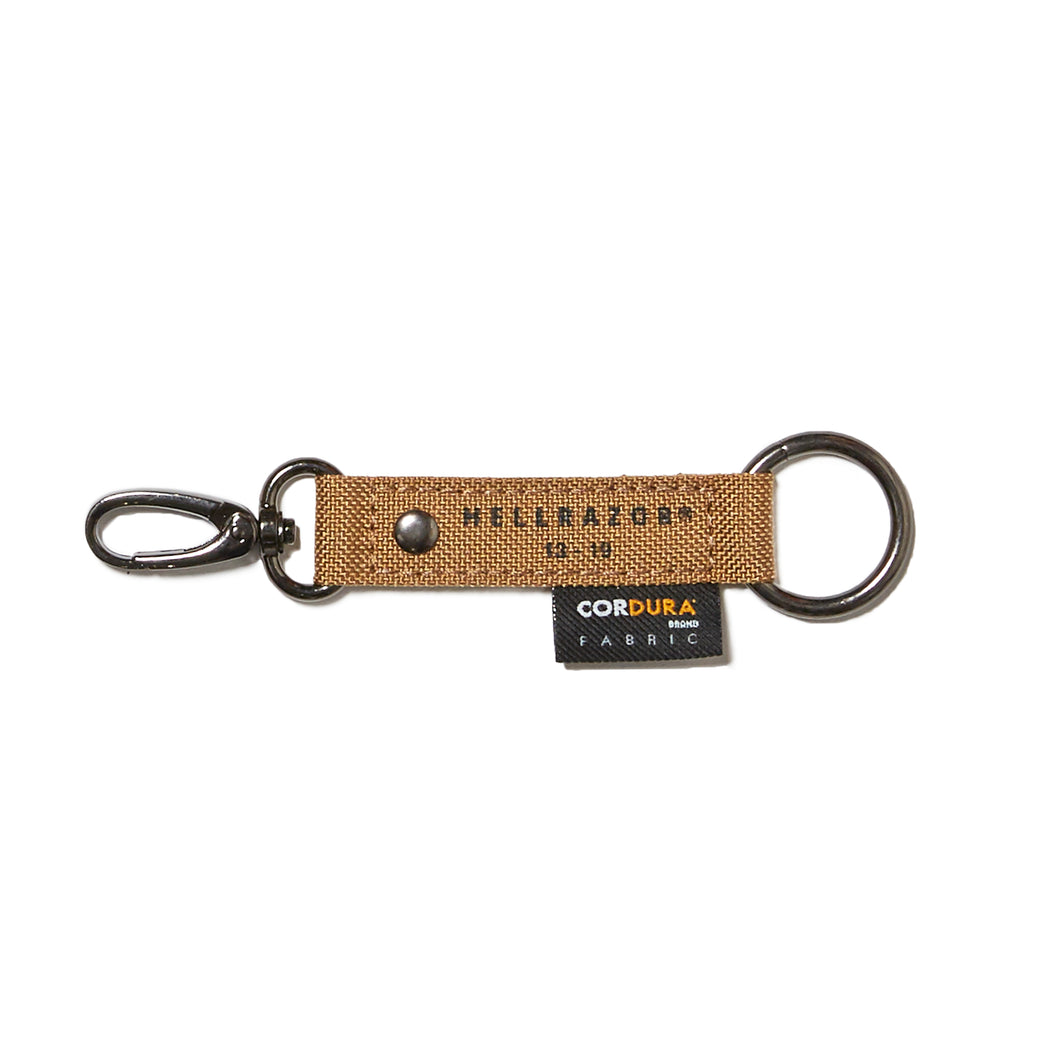 UNDER GROUND FORCES KEY CHAIN - COYOTE