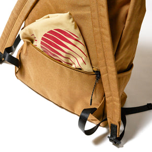 SHADE BACK PACK(W/ RAIN SHADE) - COYOTE