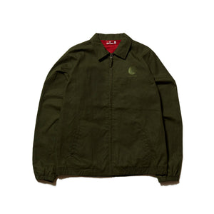 OILED LOGO EMB SWING TOP - OLIVE