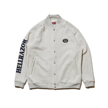Load image into Gallery viewer, CITY SQUAD SNAP JACKET - GREY