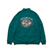 Load image into Gallery viewer, CITY SQUAD SNAP JACKET - GREEN