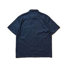 Load image into Gallery viewer, h SOLID SHIRT - DEEP BLUE