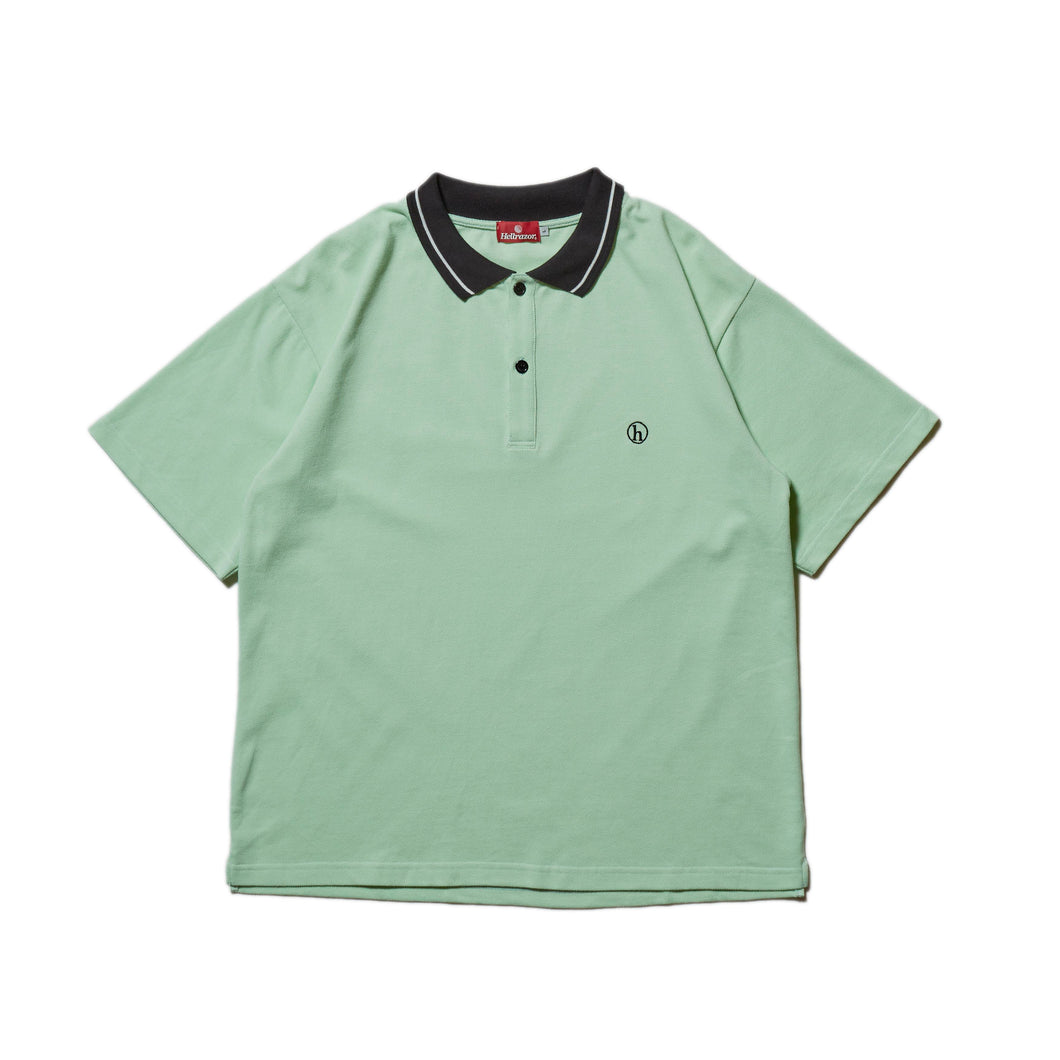 h POLO SHIRT - GREEN