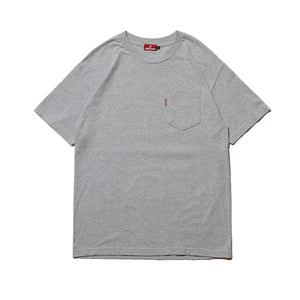 INDEPENDENCE POCKET SHIRT - GREY