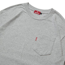 Load image into Gallery viewer, INDEPENDENCE POCKET SHIRT - GREY