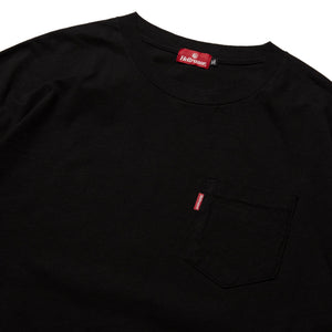 INDEPENDENCE POCKET SHIRT - BLACK