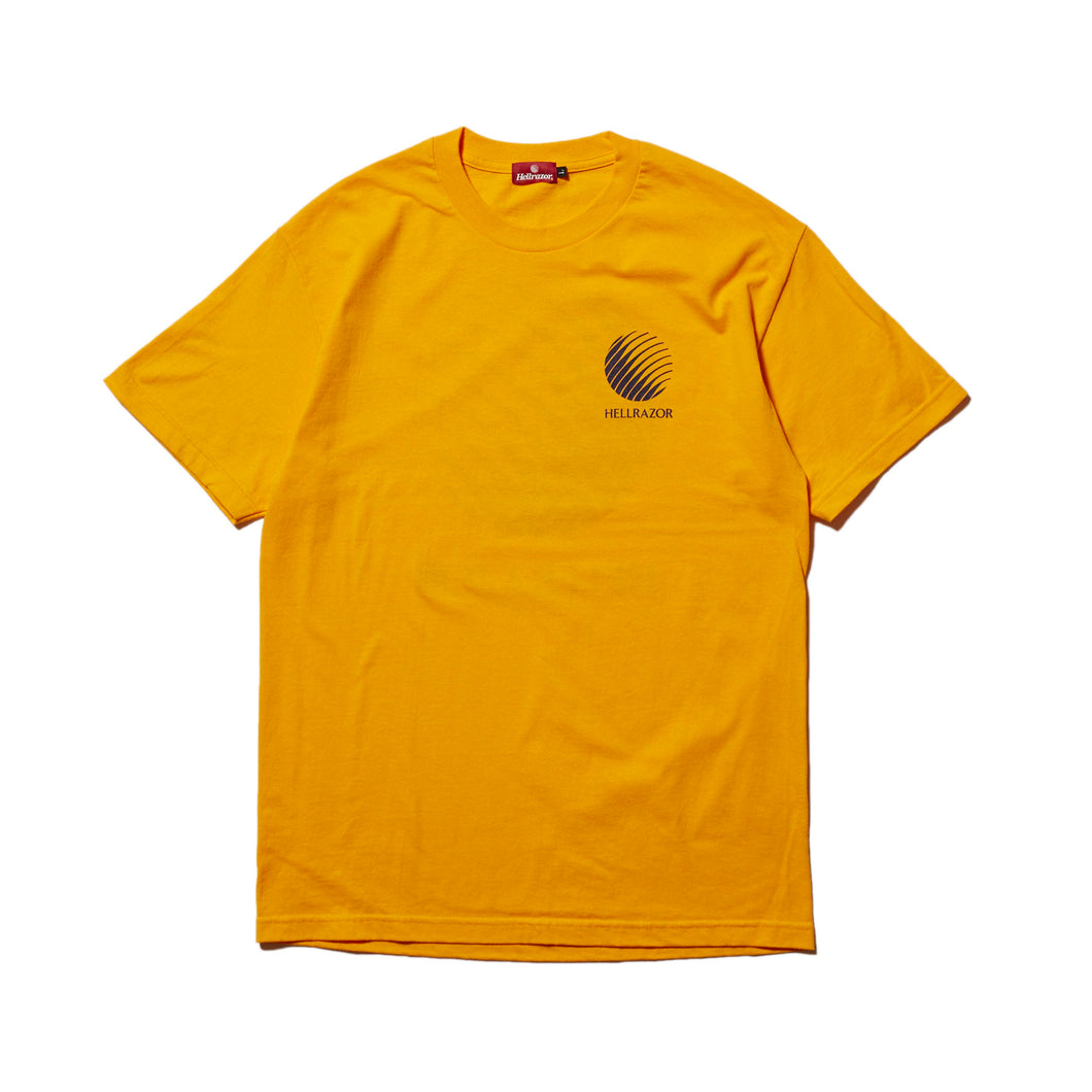 LOGO SHIRT  - GOLD