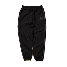 Load image into Gallery viewer, LOGO NYLON PANTS - BLACK