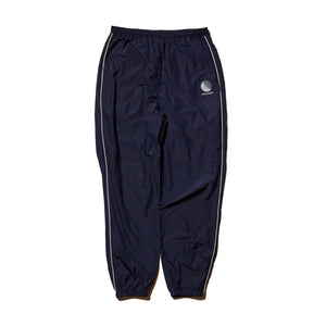 LOGO NYLON PANTS - NAVY
