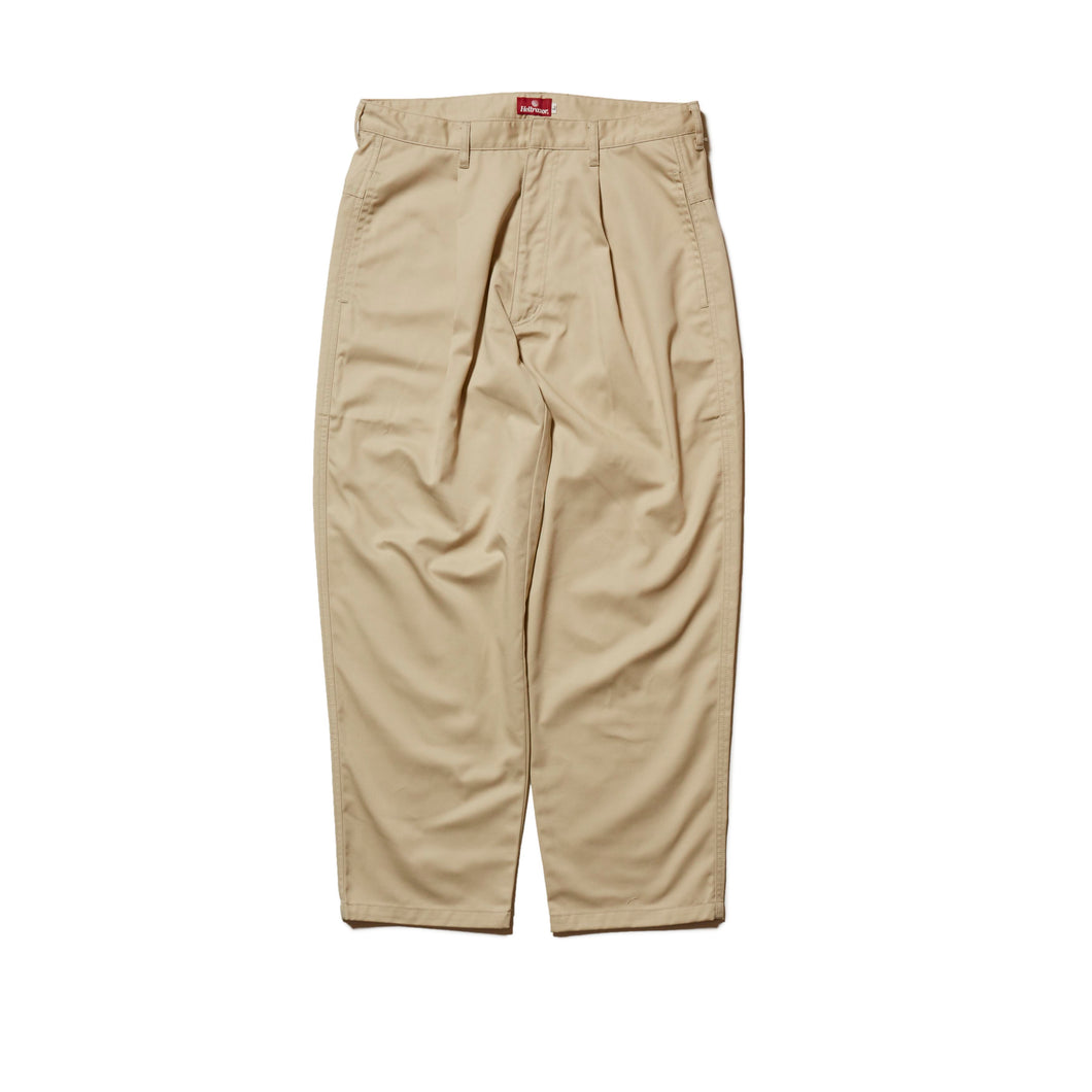 EASY TROUSERS - KHAKI