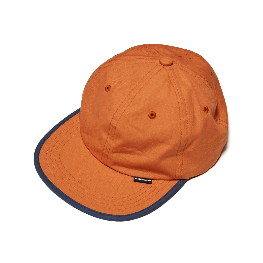 TRADEMARK RIPSTOP 6PANEL - ORANGE