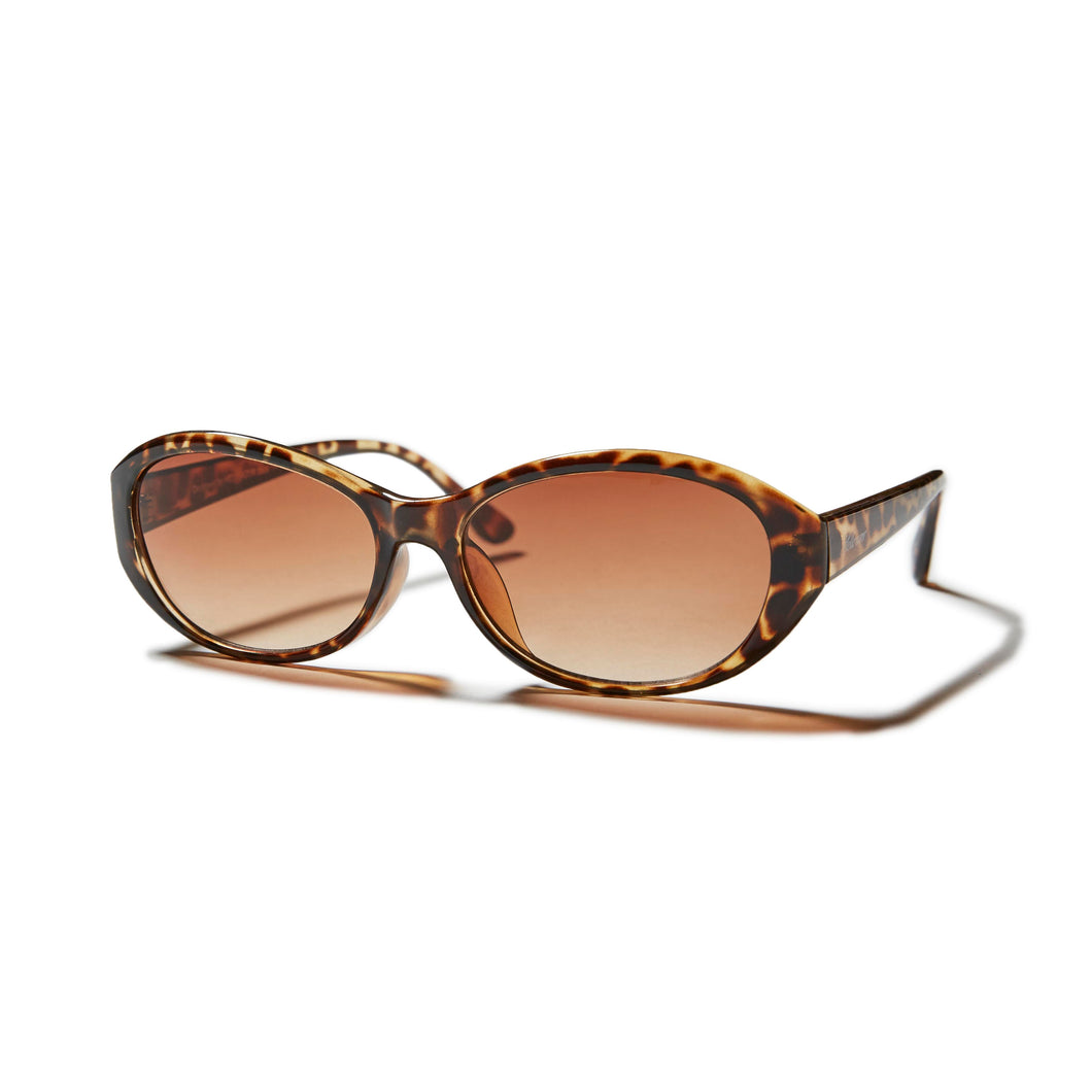T-800 SUNGLASSES - DEMI BROWN