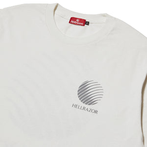LOGO S/S SHIRT - WHITE