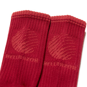 LOGO SOX - RED ROCK