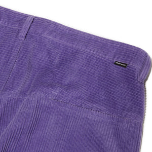 CORDUROY PANTS - PURPLE
