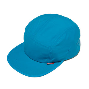 NYLON SOLID CAMP CAP - SLATE
