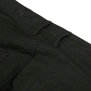 PLATINUM PAINTER PANTS - CHARCOAL GREY