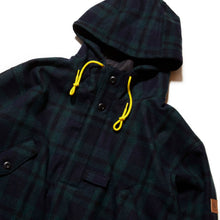 画像をギャラリービューアに読み込む, HELLRAZOR x DOWN NORTH CAMP BLACKWATCH M65 PULLOVER JACKET - BLACKWATCH