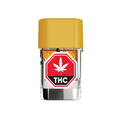 Extracts Inhaled - MB - Tokyo Smoke Luma Go Proprietary Vape Cartridge  - Format: