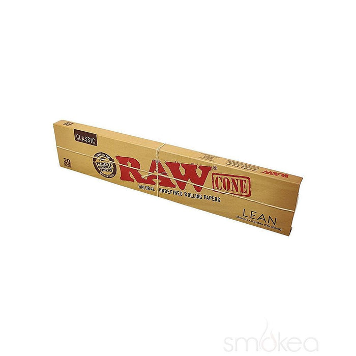 RTL - Raw Cones Lean 20-Pack