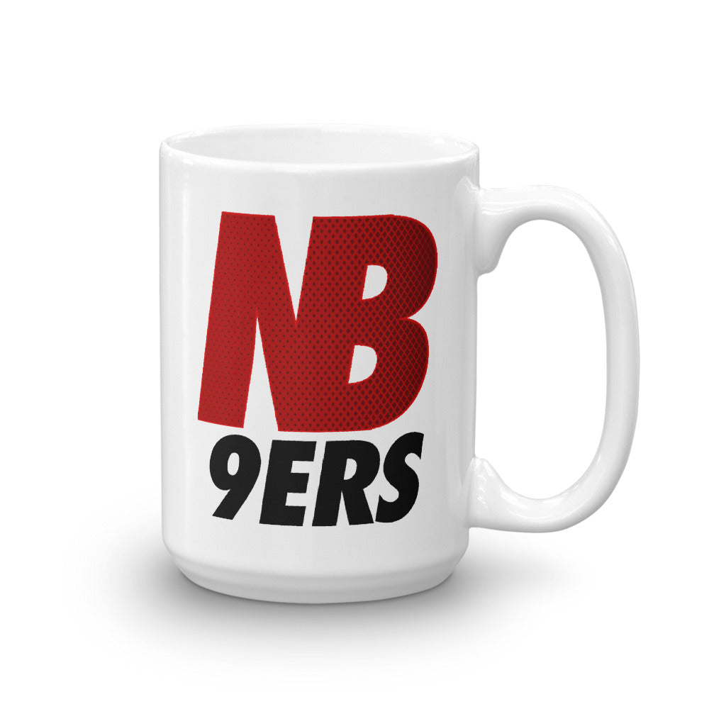 NB 9ERS Coffee Mug
