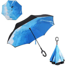 Charger l'image dans la galerie, The Reversible Folding Umbrella