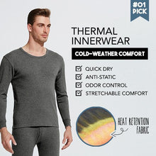 Charger l'image dans la galerie, Amazing Thermal Inner-wear (Men)