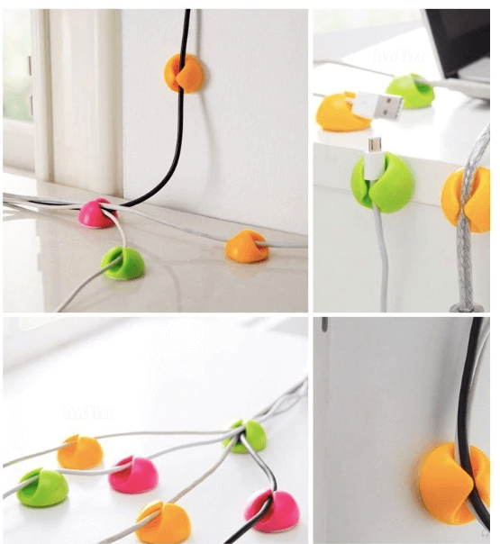 The Multipurpose Cable Clip