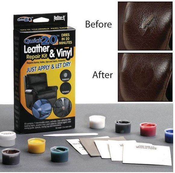 Incredible Leather Vinyl Recover Kit