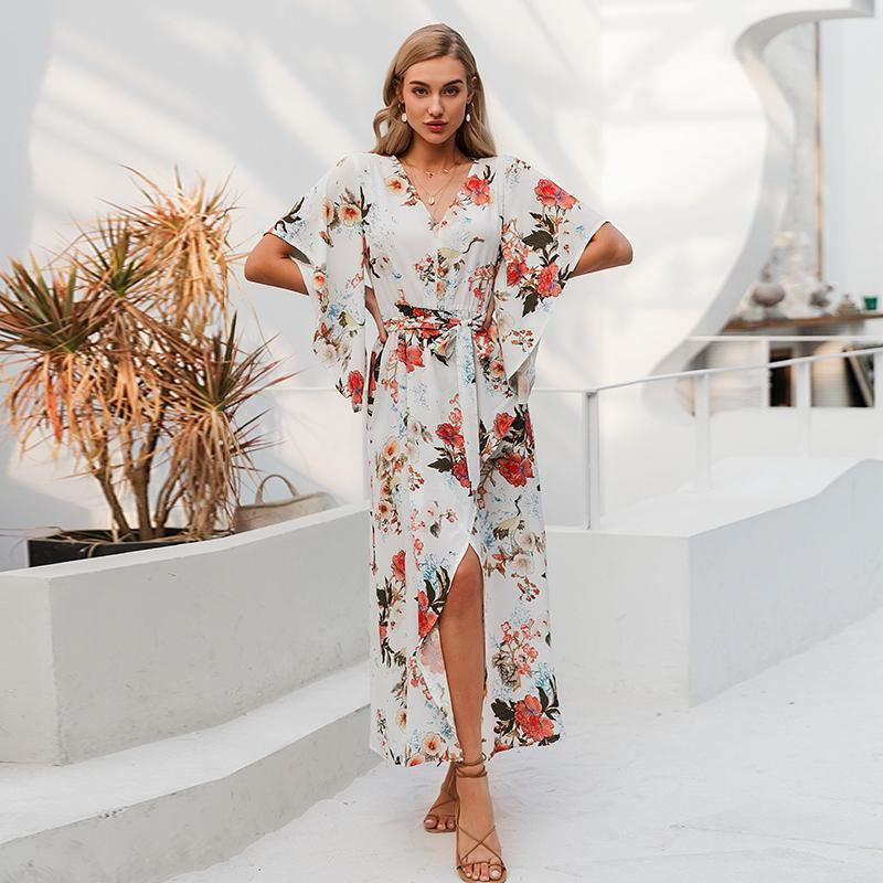 Robe Look Bohème Chic de qualite