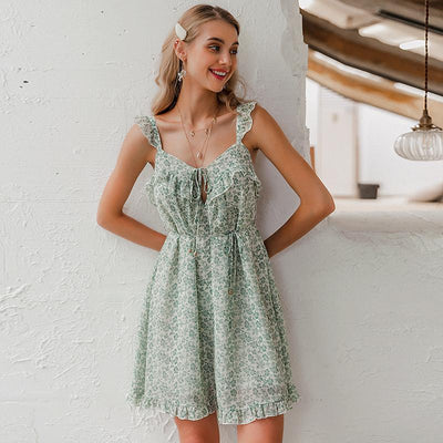Robe Hippie Fille Charmante