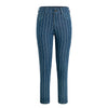 Simplee Sexy Stripe Blue Jeans Women Pants Zipper Pocket Denim Pants Casual Streetwaer Autumn Trousers 2018 High Waist Pants avis