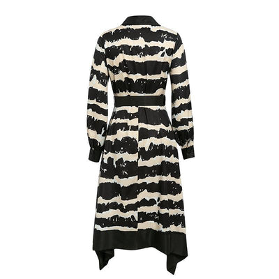 Robe Boho Chic Hiver luxe