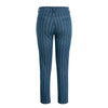 Simplee Sexy Stripe Blue Jeans Women Pants Zipper Pocket Denim Pants Casual Streetwaer Autumn Trousers 2018 High Waist Pants style