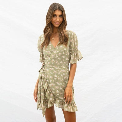 Robe hippie chic paris star