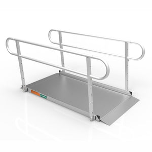 EZ-ACCESS GATEWAY 3G Ramp w/ Handrails (Available in 3 to 10 Feet)