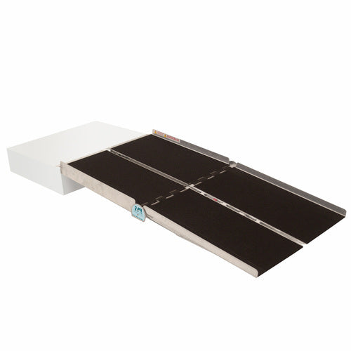 PVI Bariatric (Heavy Duty) Multi-Fold Wheelchair Ramp (Available in 5 to 8 Feet)